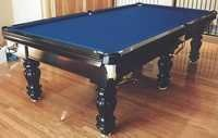 Pool Table With Indian Super Pool