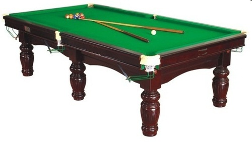 6 Legs 4.5X9 Pool Table