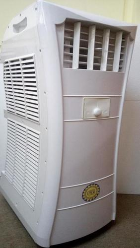 Purified Air Cooler With HEPA
