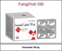 Itraconazole 100 mg