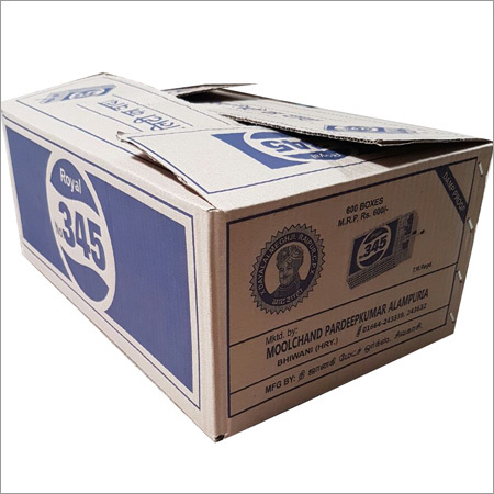 Regular Corugated Packing Boxes