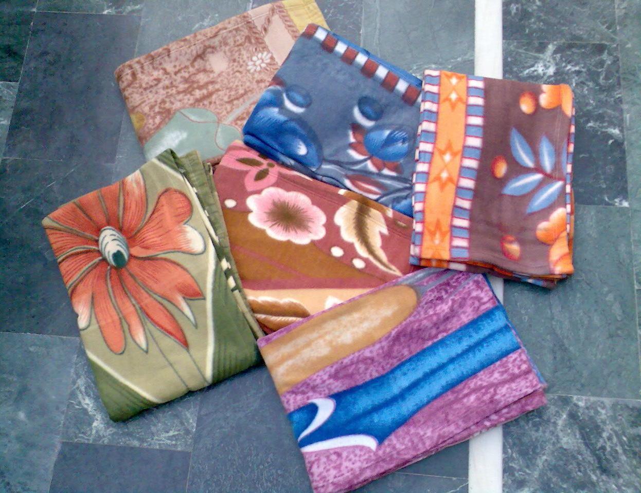 Polyester Fleece Blankets