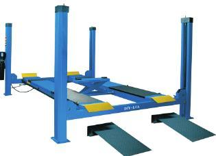 Car Wheel Alignment Scissor Lift.