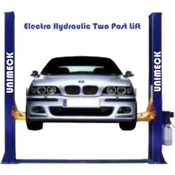 Electric Hydraulic Two Post Lift