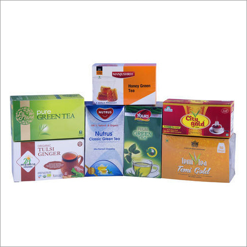 Tea Bag Packaging Service