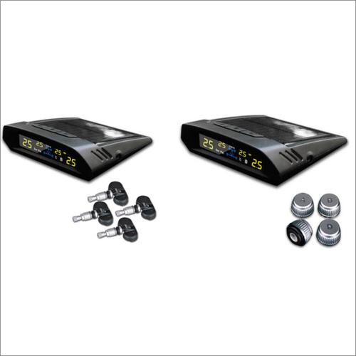 Solar TPMS For Cars,Buses & Trucks