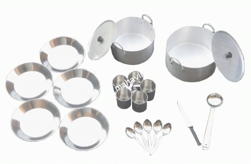 UNHCR Kitchen sets without Frying Pan