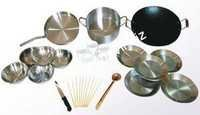 Stainless Steel Kitchen Sets ( Type B )