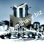 Stainless Steel Kitchen Sets