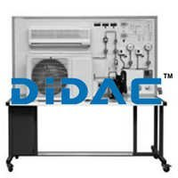 Domestic Air Conditioning Training Plant