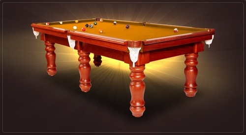 Pool Table In Italian Slate