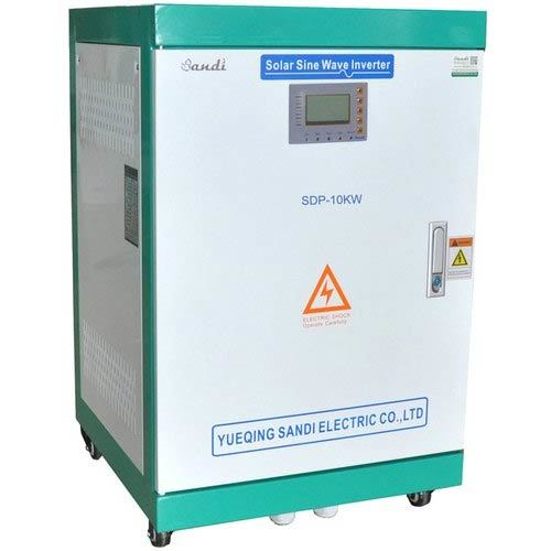 Solar Inverter With Battery Charger