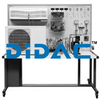 Domestic Air Conditioning And Training Plant With Inverter