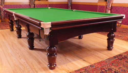 6X12 Snooker Table Italian Slate