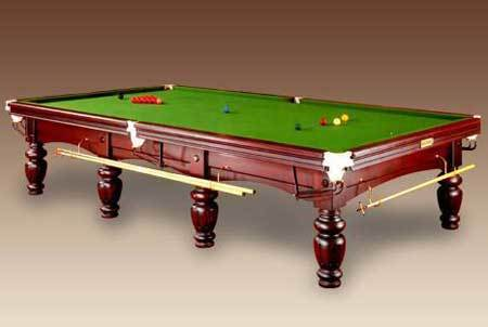 Branded 8 Legs Snooker Table