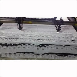 Fabric Laser Work