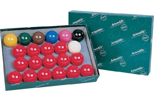 Aramith Snooker Ball Set