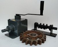 Rolling Shutter Gear Box Part