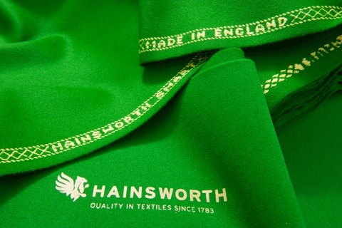 Cloth Hainsworth Smart-Tournament Cloth