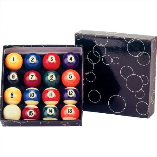 China Pool Ball Set