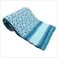 Ethnic Arts Double Bed Quilt