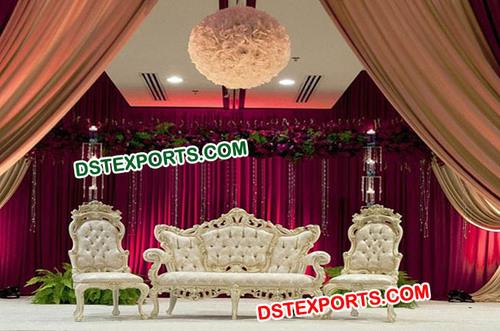 Filmy Style Wedding Furniture Set