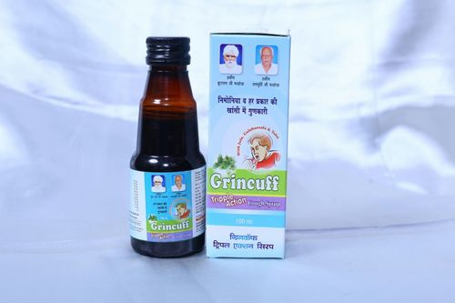 Grincuff Ark Cough syrup