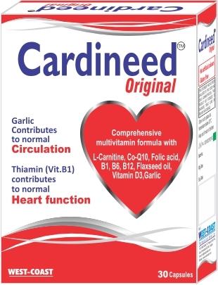 Expert Nutrition For Cardiovascular Health Capsules