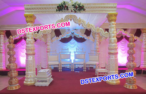 Royal Weddings Devdas Mandap