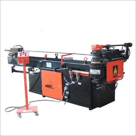 Special Purpose Single Axis ARM Hydraulic Pipe Bender with NO Control
