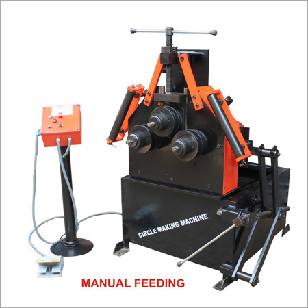 Circle Making Machine