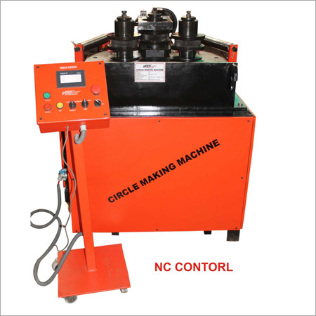 NC CONTROL Circle Making Machine