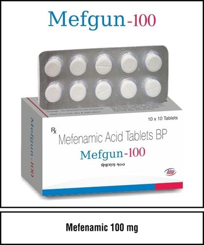 Mefenamic 100 mg