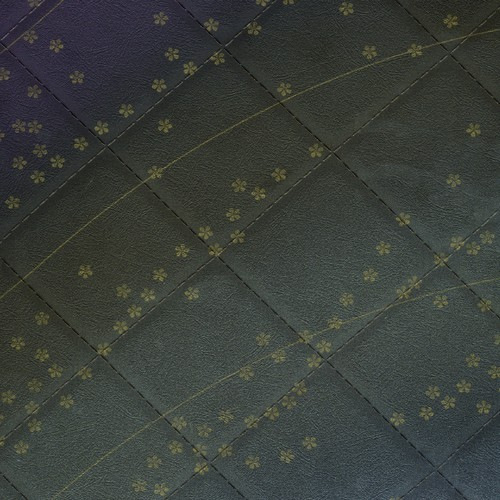 Decorative laminates -Virginia Dark Stitch Leather