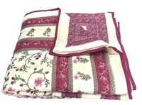 New Traditional Double Bed Quilt