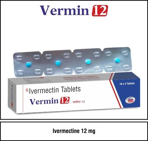 Ivermectin 12 mg