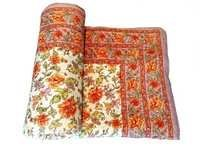 Multi Colour Single Bed Quilt