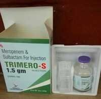 Meropenem & Sulbactam For injection