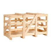 Pinewood Crates