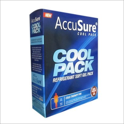 Blue Cool Pack