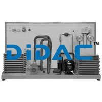 Chiller Units Training Bench With Open Signal Access