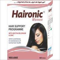 Expert Formula For Woman's Hair Health