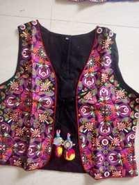 Ladies Embroidery Jacket