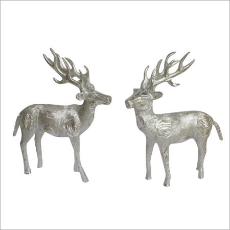 Metal Deer Set