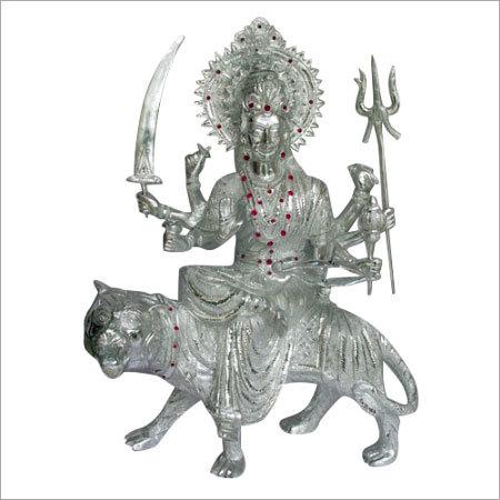 Metal Durga ji