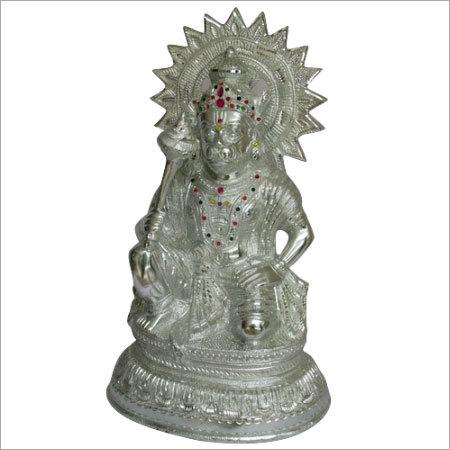 Metal Hanuman