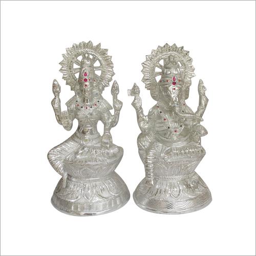 Metal Laxmi Ganesh