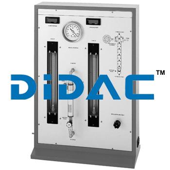 Compressed Air Refrigeration Training Bench