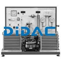 Heat Pump In Air Conditioning Training Bench