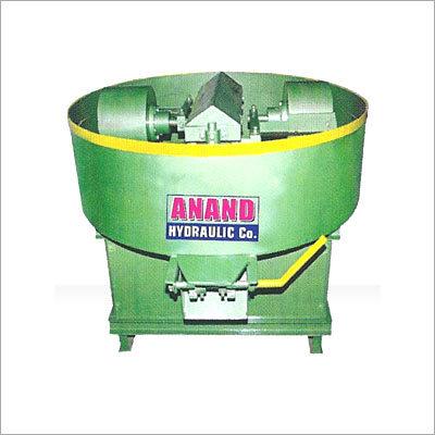 Rotating Pan Mixers